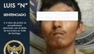 Condenan a 4 años de cárcel a terrorista en Guanajuato