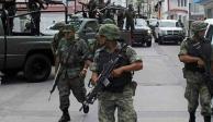 Va oposición contra intervención militar