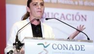 Ana Guevara acusa que hay una campaña negra en su contra