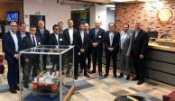 Firman Shell México y Grupo R contrato de servicios