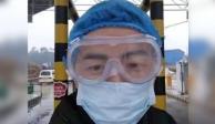 Muere médico chino que fue arrestado por alertar del coronavirus