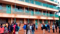 Mueren 14 niños en estampida dentro de escuela de Kenia