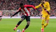 Athletic de Bilbao elimina al Barça de la Copa del Rey, en el último minuto