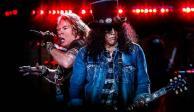 Guns N' Roses iniciará gira mundial en México