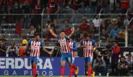 Chivas se lleva el clásico tapatío por cuarta ocasión consecutiva
