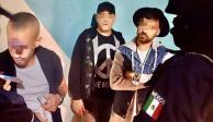 Detienen a 3 israelíes en Playa del Carmen con drogas rosas