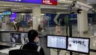 Brote de virus mortal en China enciende alertas en aeropuertos de EU