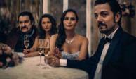 Esta es la foto original de los Arellano Félix que Netflix recreó en Narcos México 2