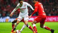Xolos golea al Toluca en el global y lo elimina de la Copa MX
