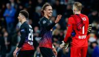Leipzig vence a Tottenham en el juego 150 de Mourinho en Champions