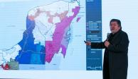 Recibe Fonatur 16 propuestas para el Tramo 3 del Tren Maya