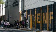 UNAM recupera instalaciones de la prepa 6