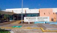 Pemex garantiza servicio de hemodiálisis a pacientes de Hospital Regional