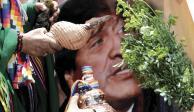 Fuerzas de Evo eligen a líder indígena como su candidato