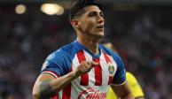 Alan Pulido asegura que deseaba continuar en las filas de Chivas