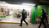 Suman 30 personas detenidas por saqueos a negocios en Edomex