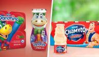 Danonino, Chamyto y Lala Bio4 incumplen con nutrientes: Profeco