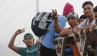 Juez frena orden de Trump que permite rechazar refugiados en EU