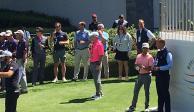 ¿Qué comen los golfistas que participan en el WGC-Mexico?