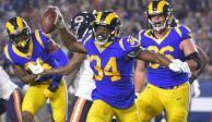 Los Rams de Los Ángeles revelan su nuevo logo (VIDEO)