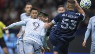 Alan Pulido anota de cabeza en su primer juego en la MLS (VIDEO)