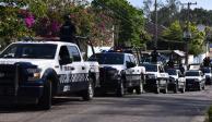 Desarman a 160 policías de San Juan de los Lagos por posibles nexos con el crimen