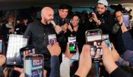 Lupillo Rivera sorprende con concierto en la Línea B del Metro (VIDEO)