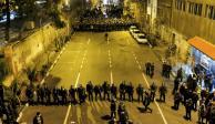 Irán advierte a tropas europeas que podrían estar en peligro