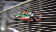 Piloto de Audi Sport sufre aparatoso accidente en Fórmula E (VIDEO)