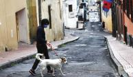 Aplican multas en Ecuador frente a toque de queda por Covid-19