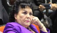 Carmen Salinas tuvo cinco abortos involuntarios, revela