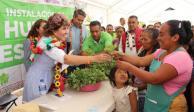 Continúa con éxito la estrategia de pacificación de las localidades de Chilapa