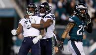 Seahawks derrota a Eagles y consigue boleto a la Ronda Divisional