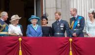 Divorcios, infidelidades... los escándalos que ensombrecen a la familia real