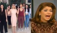Itatí Cantoral se apodera de Tik Tok con el #MalditaLisiadaChallenge (VIDEO)