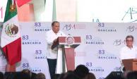 México y la banca, sólidos para enfrentar adversidades: Astudillo Flores