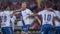 Puebla debuta en el Clausura 2020 con triunfo sobre el Atlas