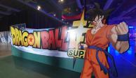la mole, Dragon Ball, Goku