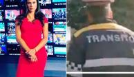 """Policía le dice """"Cállese, perra"""" a Paola Rojas (VIDEO)"""