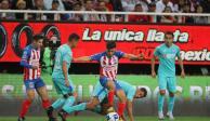 Cruz Azul vence a Chivas por quinta ocasión en el Estadio Akron