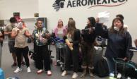 Argentinos, Argentina, CDMX, AICM, aeropuerto, Covid-19, coronavirus, país