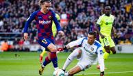 Barcelona sufre, pero rescata el triunfo ante el Getafe (VIDEO)