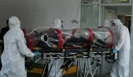 México cuenta con 11 mil 634 camas para pacientes de COVID-19; sólo el 22% están ocupadas