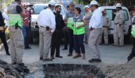 Hallan toma clandestina en ductos de Pemex en la alcaldía Miguel Hidalgo