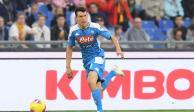 Gattuso lo tiene claro y el 'Chucky' Lozano no jugará en el Napoli