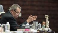 Acuerdo de la OPEP se tomará con o sin aval de México: Muñoz Ledo