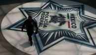 Se manifiestan expolicías federales por afiliación a Guardia Nacional