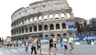 Por Covid-19, cancelan la edición 26 del Maratón de Roma