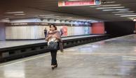 Por #UnDíaSinNosotras disminuye 40% afluencia en el Metro