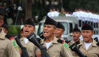 Así será la celebración del Día del Ejército en el Zócalo
